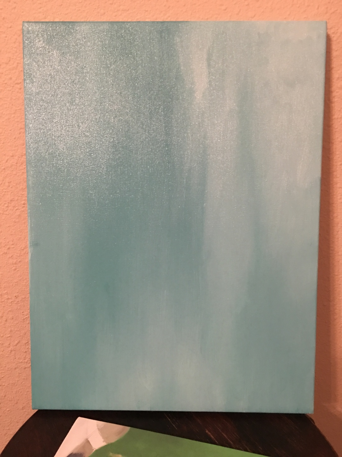 Turquoise oil