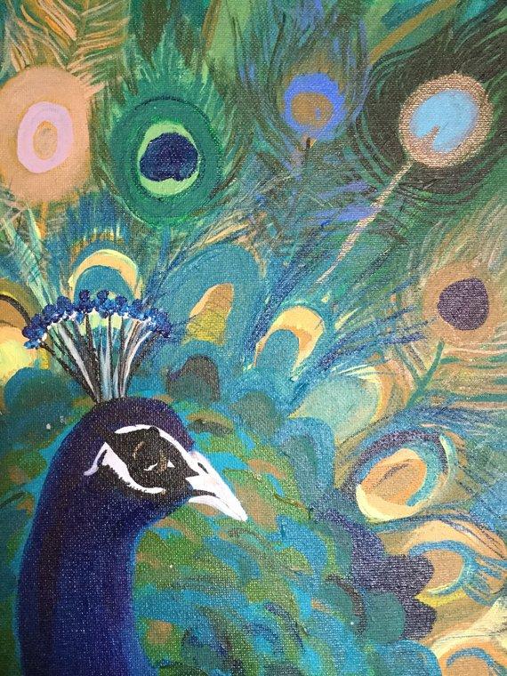 peacock zoom